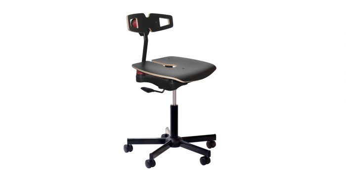 Kango office chair with castors