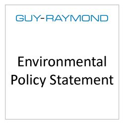 EnvironmentalPolicy-Statement